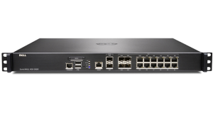 Dell SonicWALL Seguridad de Redes NGFW Next-Generation Firewall para Enterprise Dell SonicWALL NSA 6600, 5600
