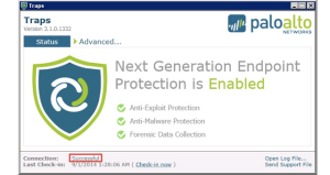 Palo Alto Protección Avanzada de Seguridad para Dispositivos Endpoints, Traps