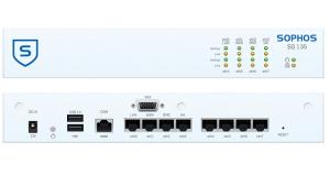 Sophos Seguridad de Redes UTM Unified Threat Management para Empresas Pequeñas SG 105, SG 115, SG 125, SG 135