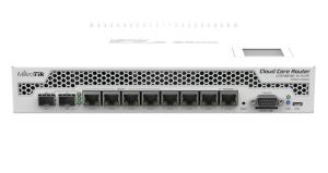 MikroTik Seguridad de Redes Firewall Router MikroTik Cloud Core CCR1009